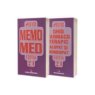 Dumitru Dobrescu - MemoMed 2018, Editia XXIV - Volumele I si II
