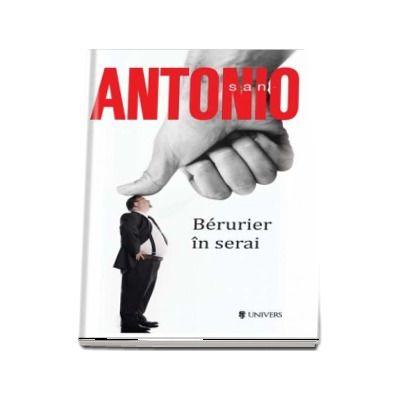 Berurier in serai de San Antonio (Serie de autor)