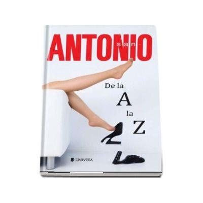 De la A la Z de San Antonio (Serie de autor)