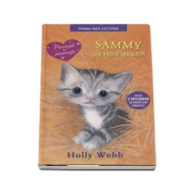 Sammy, un pisoi sperios de Holly Webb