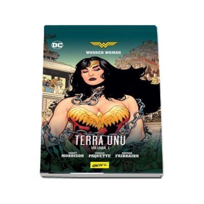 Wonder Woman. Terra Unu. Volumul 1 de Grant Morrison