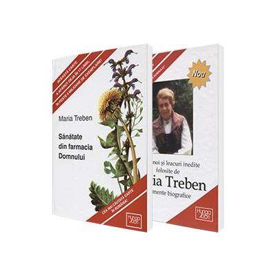 Colectia Maria Treban-Sanatate in farmacia Domnului si Retete noi