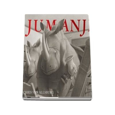Jumanji de Chris Van Allsburg