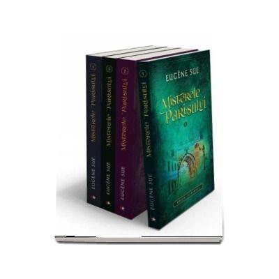 Pachet - Misterele Parisului ( Volumele 1-4)