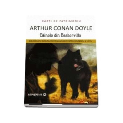 Cainele din Baskerville de Arhur Conan Doyle (Colectia Carti de patrimoniu)