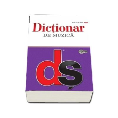 Dictionar de muzica (Editie brosata)