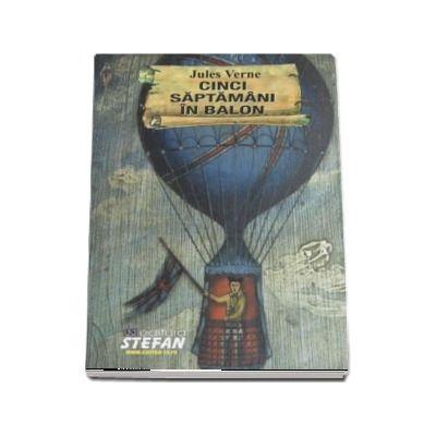 Cinci saptamani in balon de Jules Verne - Colectia, cartile de aur ale copilariei