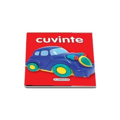 Cuvinte - carte cu pagini cartonate si imagini