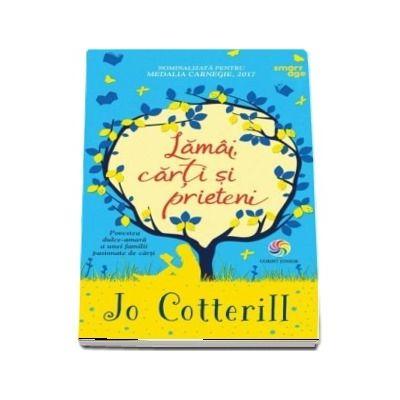 Lamai, carti si prieteni de Jo Cotterill
