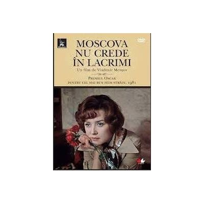Moscova nu crede in lacrimi. Un film de Vladimir Mensov - Filme rusesti, DVD