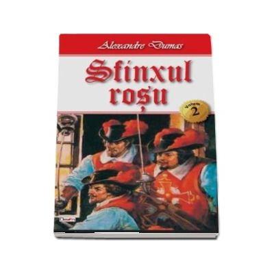 Sfinxul Rosu, volumul II de Alexandre Dumas