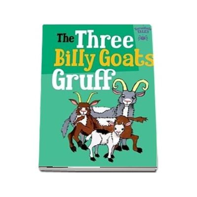 The Three Billy Goats Gruff de Tarantula Tales - Editie in limba englez