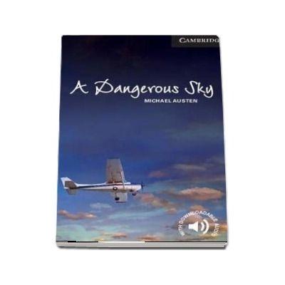 A Dangerous Sky Level 6 Advanced de Michael Austen