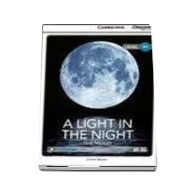 A Light in the Night: The Moon Beginning Book with Online Access - Simon Beaver