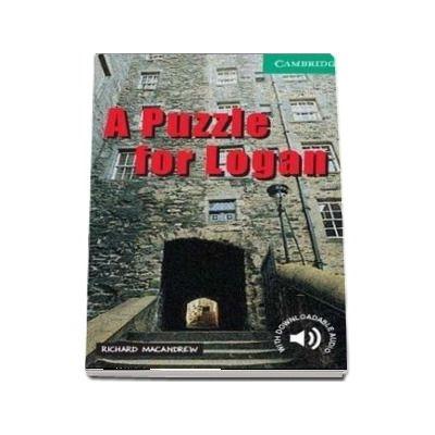 A Puzzle for Logan Level 3: Level 3 de Richard MacAndrew