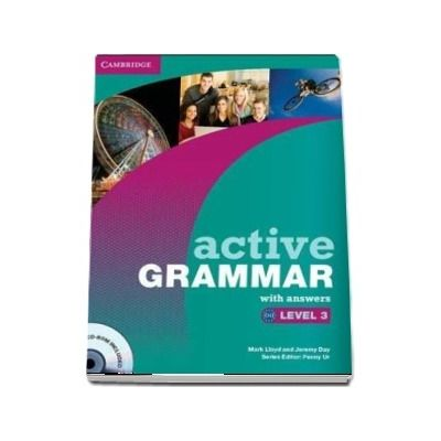 Active Grammar Level 3 with Answers and CD-ROM - Mark Lloyd and Jeremy Day