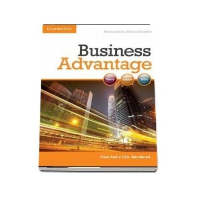 Business Advantage. Advanced Audio CDs