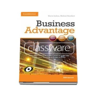 Business Advantage. Advanced Classware DVD-ROM
