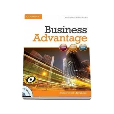 Business Advantage. Advanced Student's Book with DVD