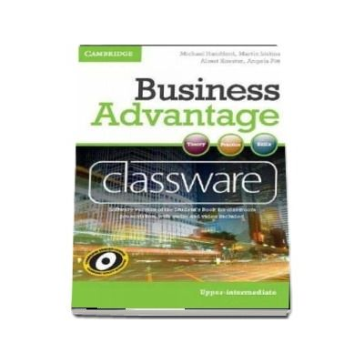 Business Advantage. Upper-intermediate Classware DVD-ROM