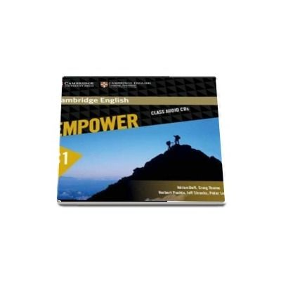 Cambridge English Empower Advanced Class Audio CD