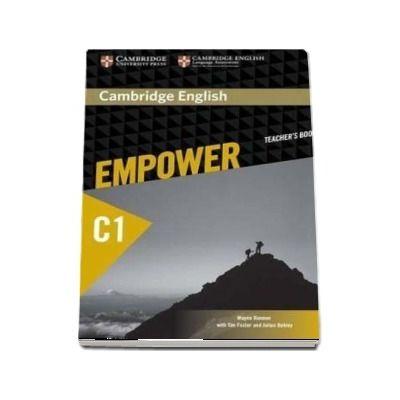 Cambridge English Empower - Advanced Teacher's Book