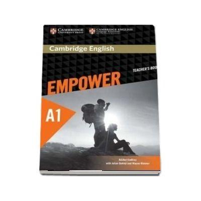 Cambridge English Empower Starter Teacher's Book