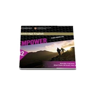 Cambridge English Empower Upper Intermediate Class Audio CD
