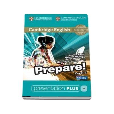 Cambridge English Prepare! Level 2 Presentation Plus (DVD-ROM)