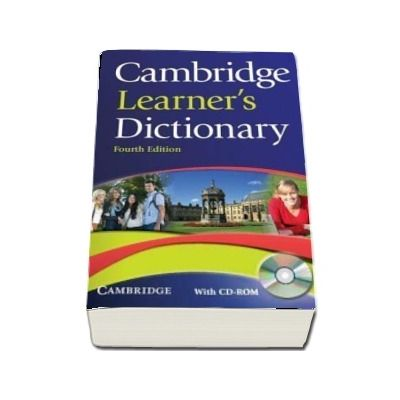 Cambridge Learner's Dictionary with CD-ROM
