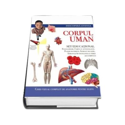 Corpul uman. Set educational