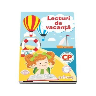 Cristina Martin, Lecturi de vacanta pentru clasa pregatitoare. Povesti scurte, adaptate pentru scolarul de clasa 0, texte amuzante si atractive, exercitii de intelegere a textului