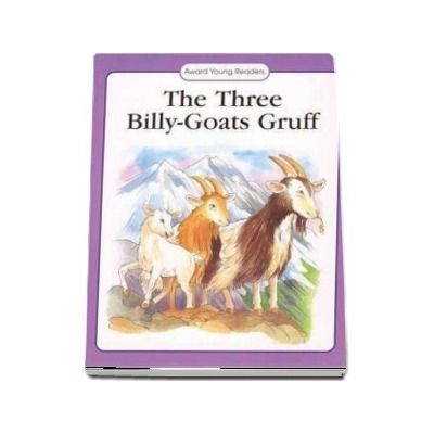 The Three Billy-goat Gruff de Anna Award - Award Young Readers