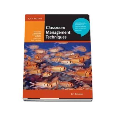 Classroom Management Techniques - Jim Scrivener