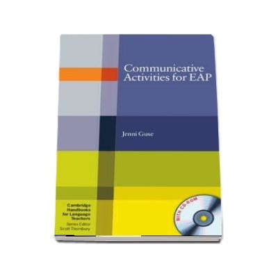 Communicative Activities for EAP with CD-ROM - Jenni Guse
