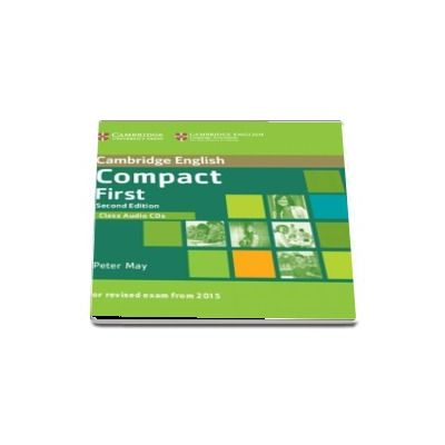 Compact First Class Audio CD (Peter May)