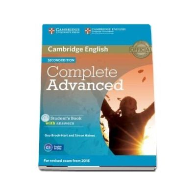 Complete Advanced Student's Book with Answers with CD-ROM - With Answers (Guy Brook-Hart and Simon Haines)