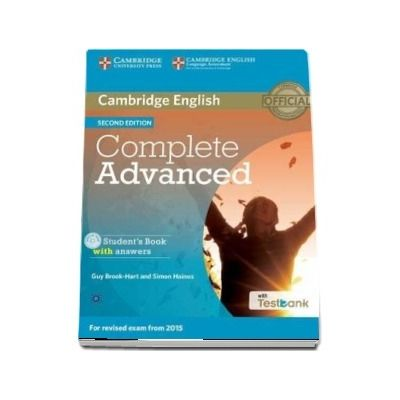 Complete Advanced Student's Book with Answers with CD-ROM with Testbank - Simon Haines