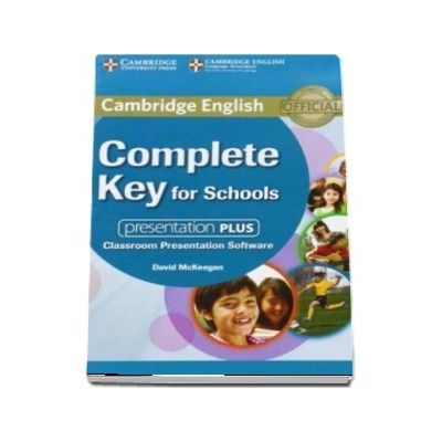 Complete Key for Schools Presentation Plus DVD-ROM (David McKeegan)