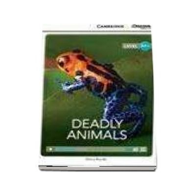 Deadly Animals High Beginning Book with Online Access (Kenna Bourke)