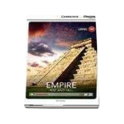 Empire - Rise and Fall Low Intermediate Book with Online Access (Nic Harris)