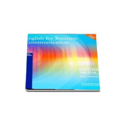 English for Business Communication Audio CD Set (2 CD) and Simon Sweeney