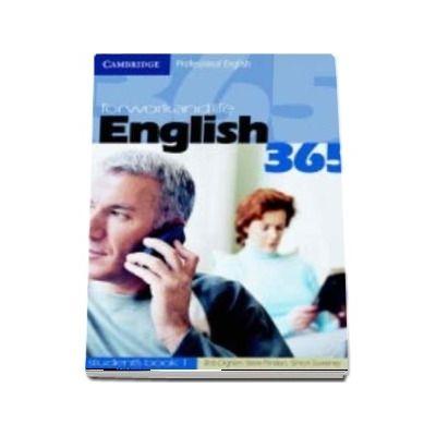 English365 1 Student's Book - For Work and Life - Autori: Bob Dignen, Simon Sweeney, Steve Flinders