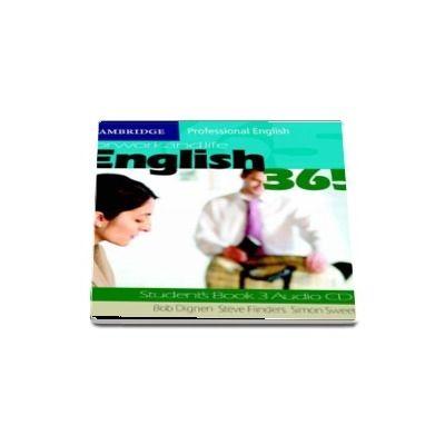 English365. Audio CD Set (2 CD). Level 3 - Bob Dignen