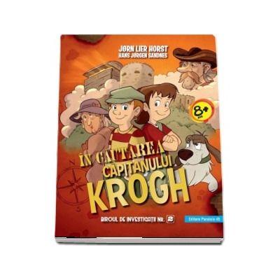 In cautarea capitanului Krogh - Biroul de investigatii numarul 2 de Jorn Lier Horst