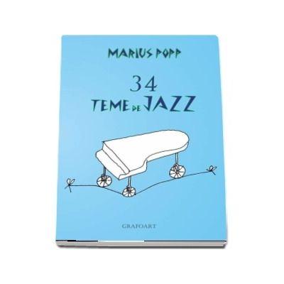 34 de teme de jazz, Pentru Pian solo de Marius Popp