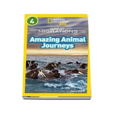 Amazing Animal Journeys - Laura Marsh