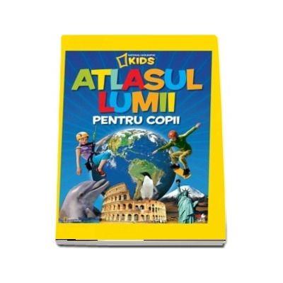 Atlasul lumii pentru copii. Editie necartonata