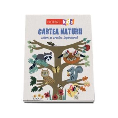 Cartea naturii. Citim si cream impreuna de Clare Beaton