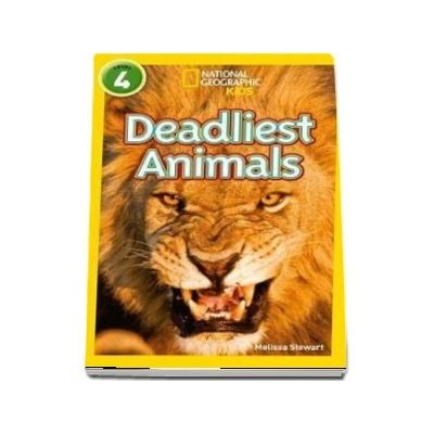Deadliest Animals - Melissa Stewart